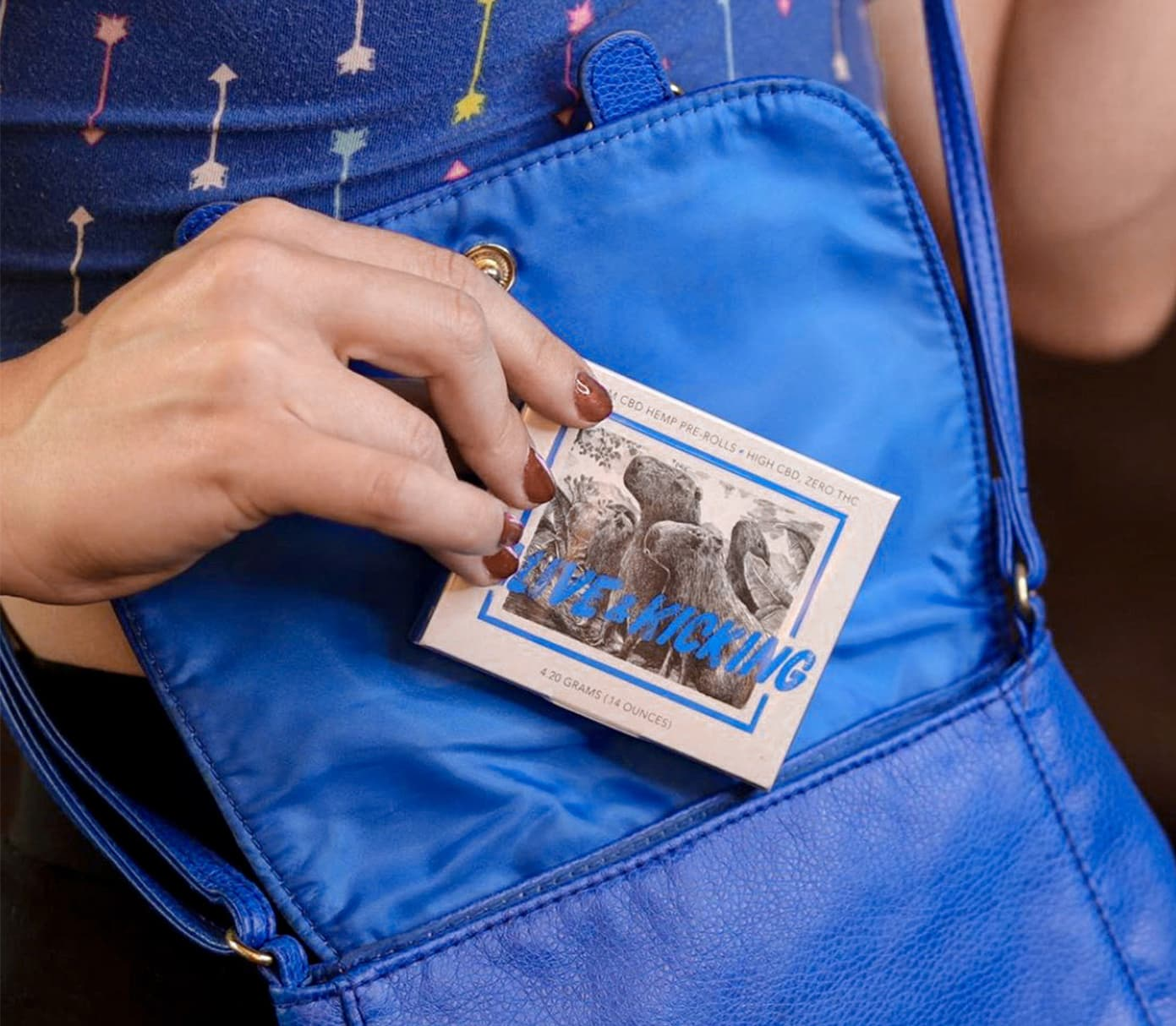 Slim Hemp CBD Pre-rolls – Monthly Subscription
